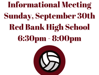 Informational Meeting 9/30/18