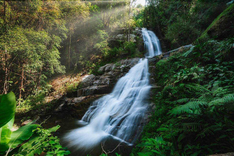 Huai Sai Lueang Waterfall