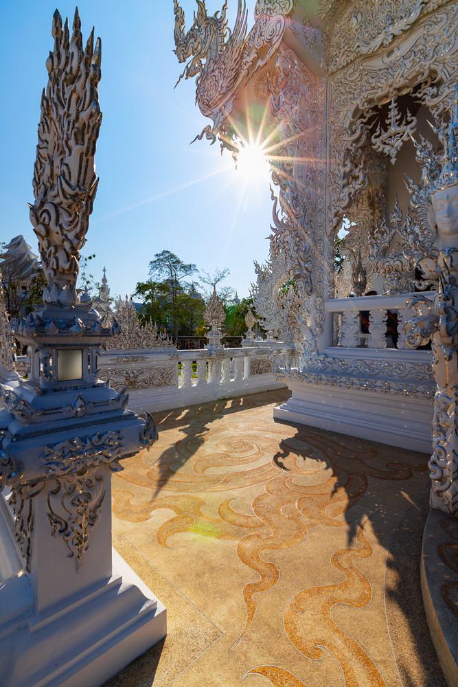 White Temple, Wat Rong Khun, Thailand