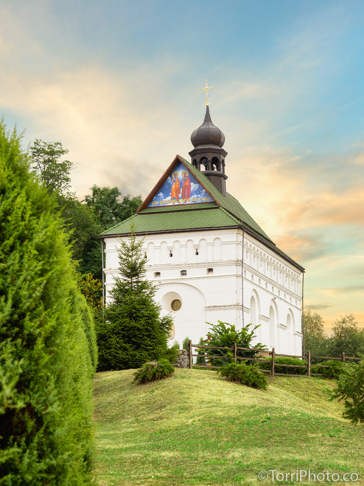 Церковь Св. апостолов Петра и Павла