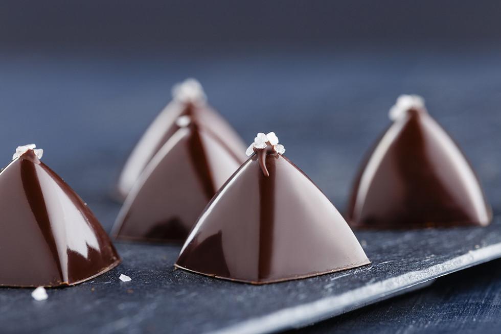 Фотосъемкка шоколадных конфет