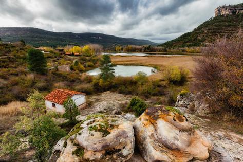 Laguna de Una, Spain