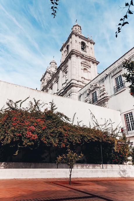 Santa Catarina Church, Lisbon, Portugal
