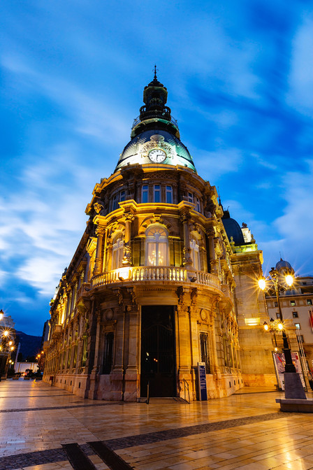Town hall of Cartagena