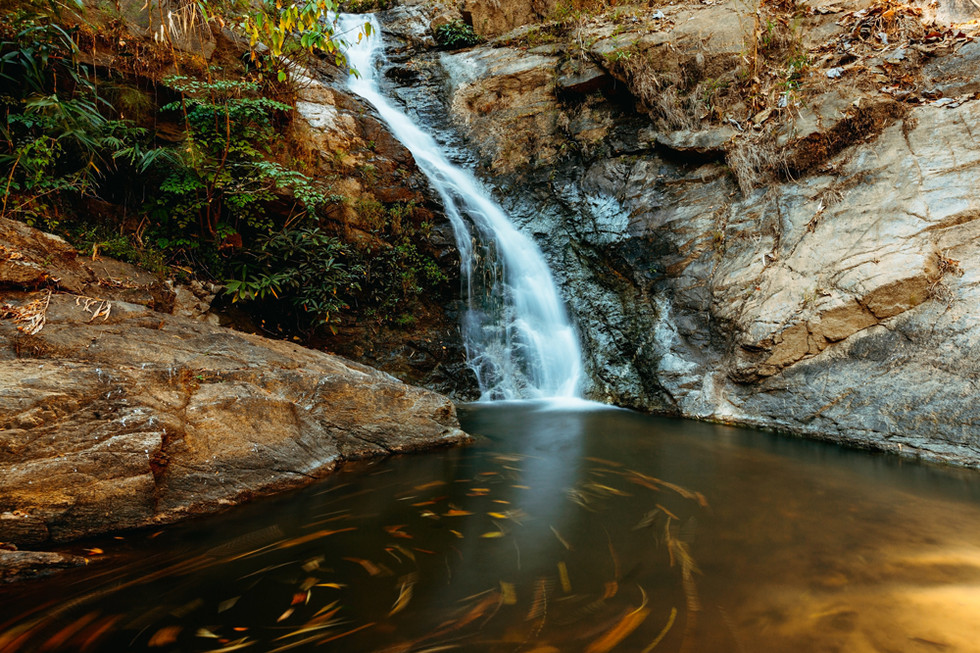 Tat Poeng Waterfall
