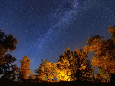Как снимать ночное небо, звезды и Млечный путь