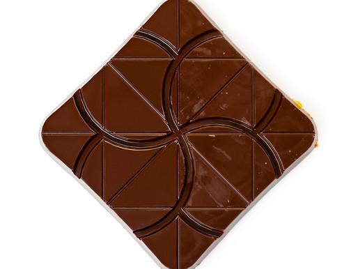 Ретушь шоколада до/после и видео процесса