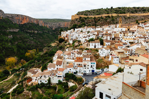 Chulilla, Spain