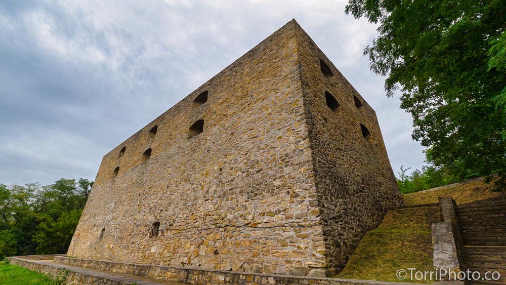 Бастион Дорошенко — фортификационное сооружение, построенное в XVII веке и являвшееся одним из основных бастионов Чигиринского замка