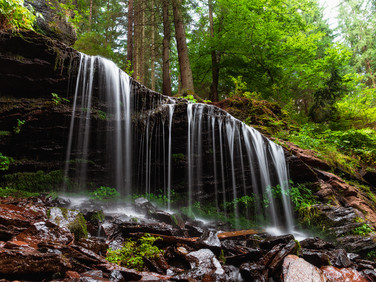 Varsag Waterfall