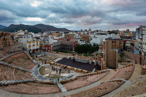 Cartagena, Murcia, Spain