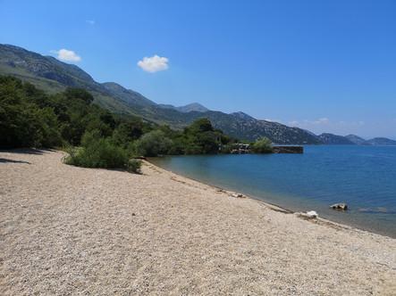 Пляж в Donji Murici