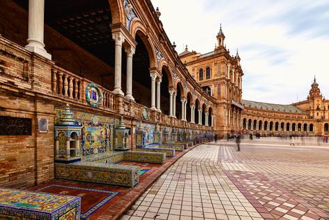 Plaza de Espana (Spain Square)