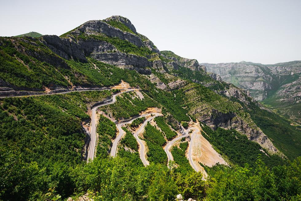 Rrapsh Serpentine, Albania