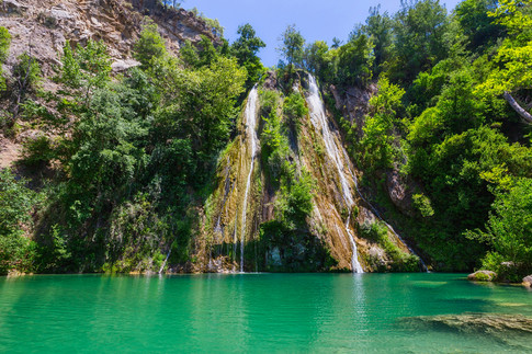 Uçansu Falls
