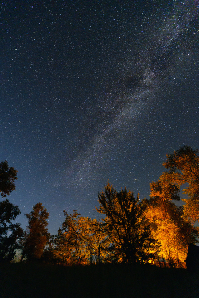 Canon 6D, 16 mm, ISO 6400, f2.8, 13 sec