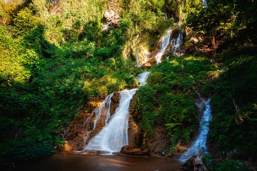 Tad Thong Waterfall