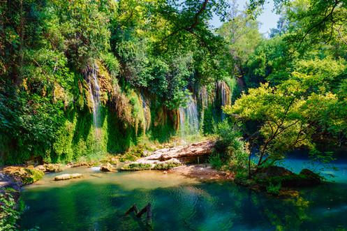 Kursunlu waterfall
