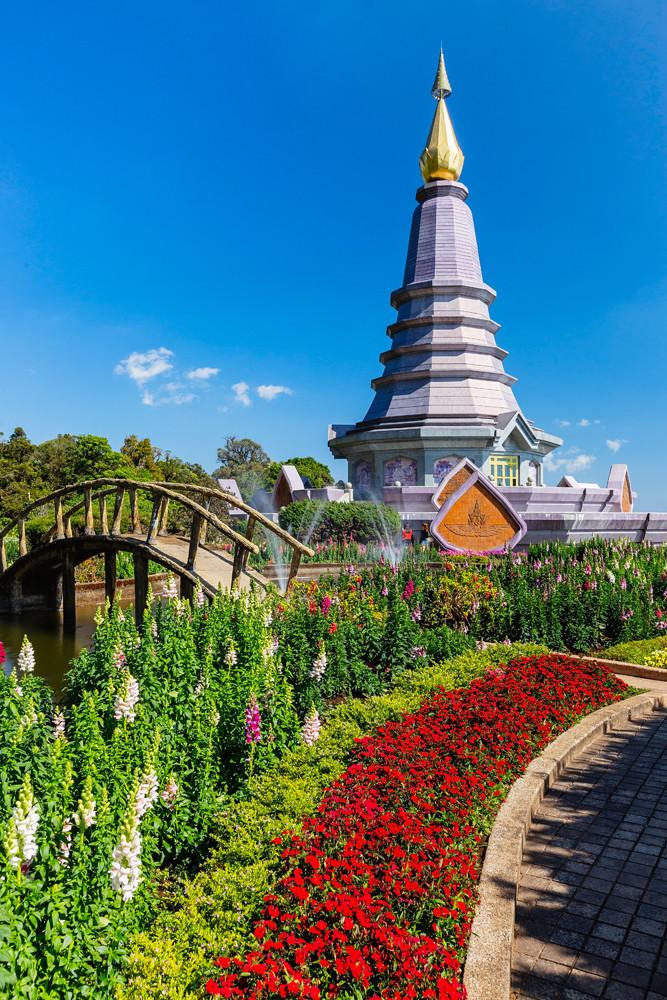 Doi Inthanon National Park, Chiang Mai, Thailand