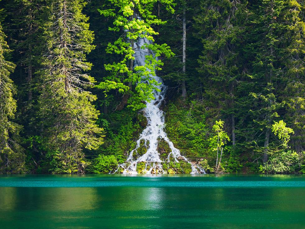Black Lake (Crno jezero)