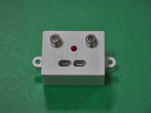 One TV Power Supply W/O 12V DC Outlet