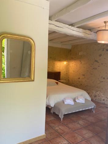 Chambre Jeanne à Cadouin