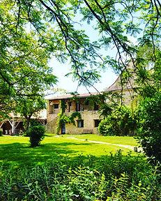 Jardin de La Salvetat de Cadouin en Dord