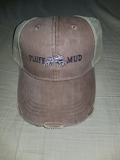 Pluff Mud Trucker Hat