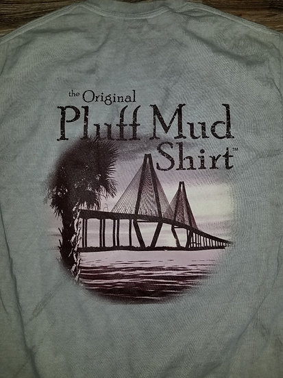 Earth Tones Ravenel Bridge, Short Sleeve
