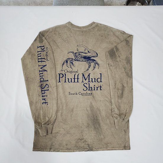 Blue Fiddler Crab Long Sleeve