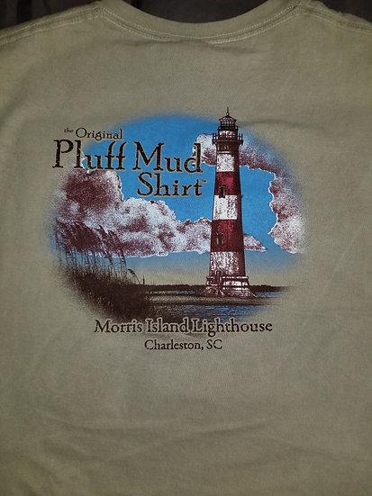 Morris Island Lighthouse Long Sleeve