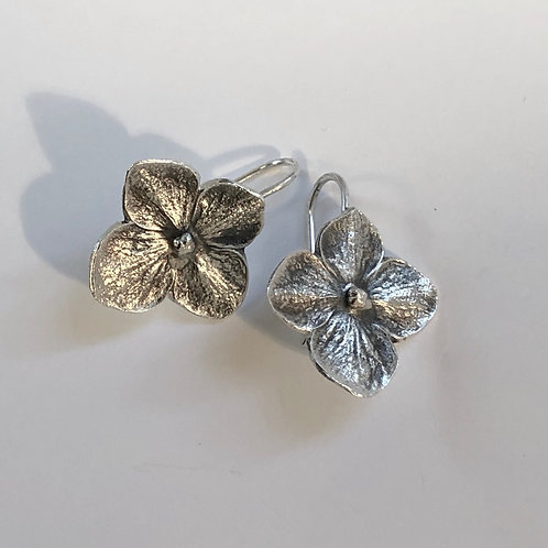 Hydrangea 2 Earrings