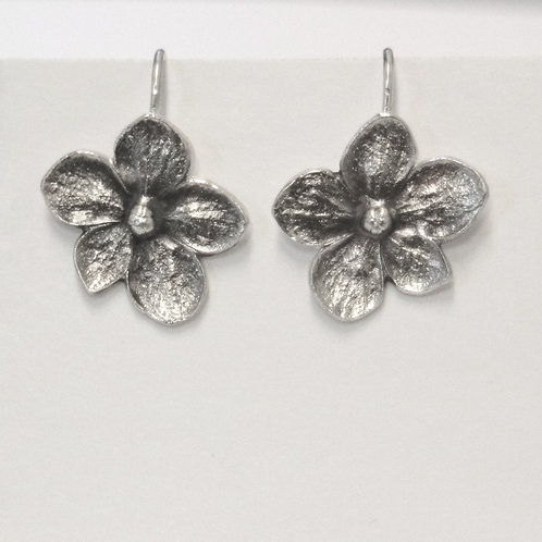 Hydrangea 1 Earrings