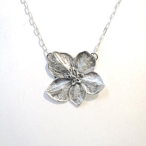 Hydrangea 5 Necklace