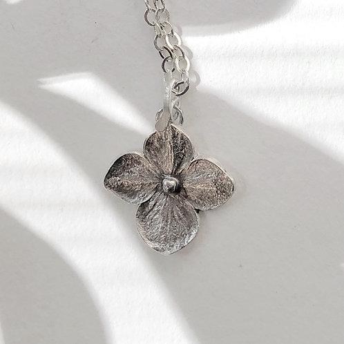 Hydrangea 2 Necklace