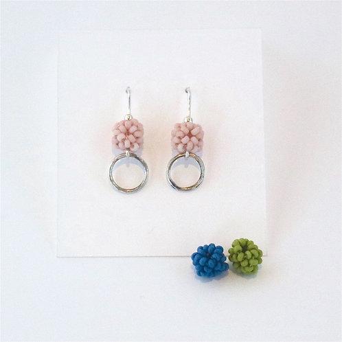 Beaded Beads Earrings