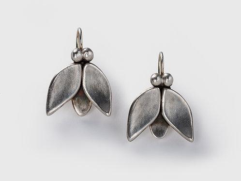 Modern Flies Earrings