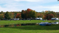 Breezy Point in the fall