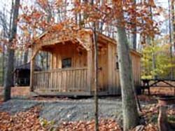 Woodsman Hut 1