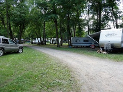 Trailers in I Area