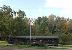 Campground Main building