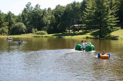 Paddle Car Boats