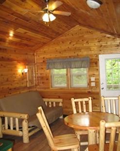 Camp in Comfort