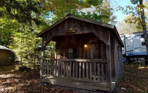 Woodsman Hut 2