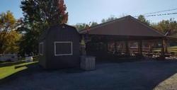 Pavilion Food shanty
