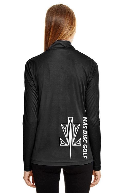 Ladies Dryfit Pullover - hooded or quarter zip