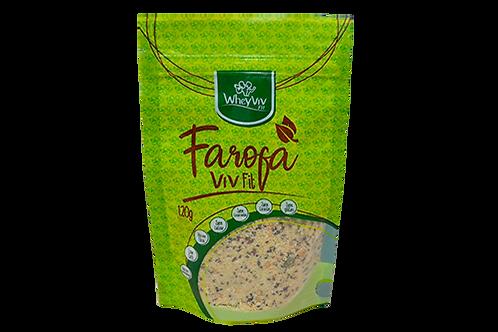 FAROFA FIT - UNITÁRIO - PACOTE 120g