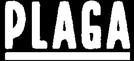 plaga białe logo bez napisu