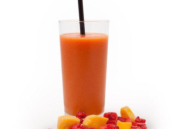 Paradise Smoothie - Mango & Aardbei