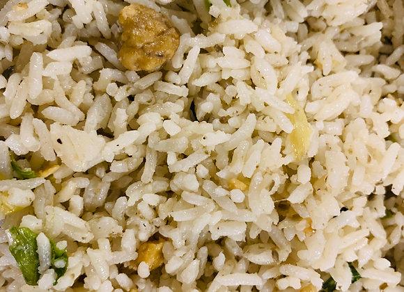 Nasi zonder ketjap